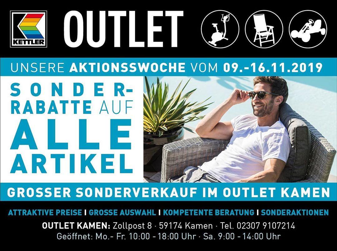 Kettler Outlet Designer Werksverkauf Bis Zu 63