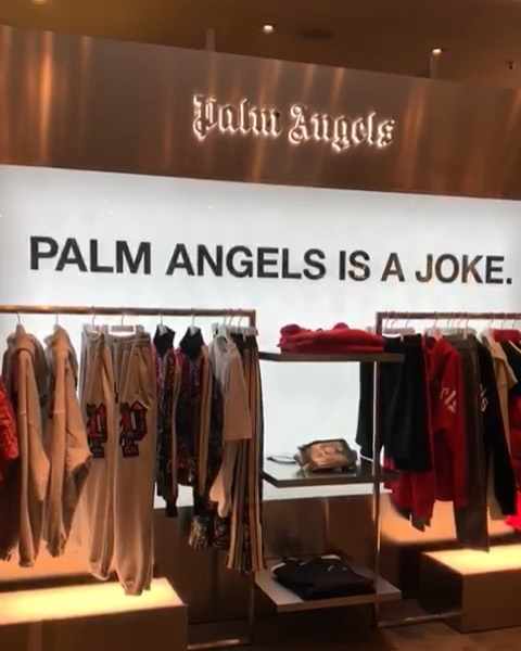 Palm Angels sale outlet