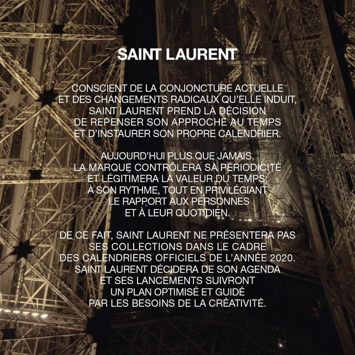 Saint Laurent Paris sale outlet